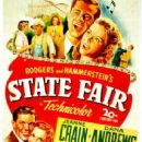 State Fair 1945 Musical Motion Picture Richard Rodgers,Oscar Hammerstein II, - 369 x 552
