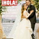 Dulce María and Paco Alvarez - Hola! Magazine Cover [Mexico] (21 November 2019)