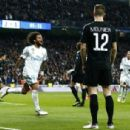Real Madrid v Paris Saint-Germain - UEFA Champions League Round of 16: First Leg - 454 x 306