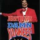 JERRY LEWIS (As Mr. Applegate) In The 1994 Broadway Revivel Musical DAMN YANKEES - 454 x 679