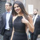 Priyanka Chopra – Arriving at Jimmy Kimmel Live! in LA