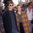 Bridget Fonda and Eric Stoltz