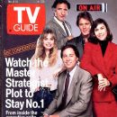 Kate Jackson - TV Guide Magazine [United States] (8 October 1988)