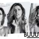 Gisele Bündchen - Elle Magazine Pictorial [France] (13 June 2014)