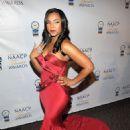 Ashanti Douglas - 20 Annual NAACP Theatre Awards In L.A. - August 30, 2010