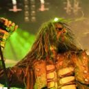 Rob Zombie and Slayer at the Rodgers Arena in Vancouver