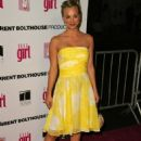 Kaley Cuoco - 1 Annual Elle Girl Hollywood Prom Party Held At The Hollywood Athletic Club On April 14, 2005 In Hollywood, California