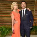 Kelly Ripa and Mark Consuelos - 395 x 594
