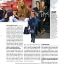Elle Macpherson Gioia Italy Magazine April 2015
