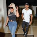Blac Chyna and Mechie out in Los Angeles, California - August 29, 2017 - 454 x 638