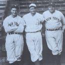 Lou Gehrig, Jimmie Foxx & Babe Ruth - 322 x 292