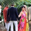 Brandon Jenner and Leah Felder's wedding in Hawaii (May 31)