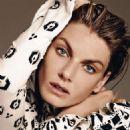 Angela Lindvall Elle Korea Magazine August 2015