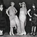 Ray Dooley, Peggy Fears, Edna Leedom, Polly Walker, Claire Luce, Paulette Goddard - 454 x 245