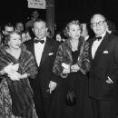 Jack Benny and Mary Livingstone