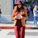 Phoebe Price  out shopping in Beverly Hills, California on February 14, 2017 - 411 x 600