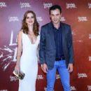 Nathalia Dill and Sérgio Guizé -