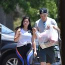 Ariel Winter in Spandex – Out and about in LA