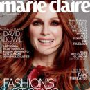 Julianne Moore - Marie Claire Magazine Cover [Malaysia] (March 2016)