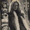 Brigitte Bardot - Contigo! Magazine Pictorial [Brazil] (April 1974) - 454 x 604