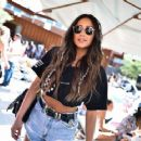 Shay Mitchell – Blonde Salad x Revolve Pool Party in Palm Springs - 454 x 363