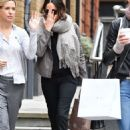 Meghan Markle at Christmas shopping in London