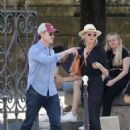 Naomi Watts and boyfriend Billy Crudup ouy in Paris
