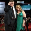 Michael Moore and Kathleen Glynn - 337 x 512