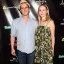 Josh Charles and Sophie Flack - 396 x 594