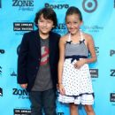 Noah Cyrus and Frankie Jonas