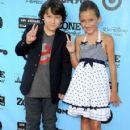 Noah Cyrus and Frankie Jonas
