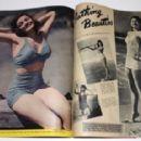 Gene Tierney - Movie Stars Magazine Pictorial [United States] (July 1944) - 454 x 287