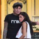 Tommy Lee and Brittany Furlan - 454 x 426