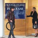 Nikki Lund and Richie Sambora check out their new flagship store 'Nikki Rich' opening in March 15 in Beverly Hill, CA on February 2, 2015 - 454 x 534