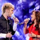 Skylar Laine and Colton Dixon - 454 x 337