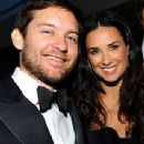 Demi Moore and Tobey Maguire