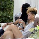 Rihanna - Fontainebleau Miami Beach Hotel - 05/02/2010