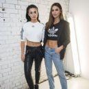 Amy Jackson – Hailey Baldwin x Adidas Show in London - 454 x 559