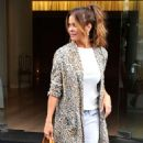 Brooke Burke – Leaving a Meeting in West Hollywood - 454 x 681