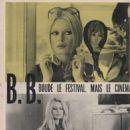 Brigitte Bardot - Le nouveau Cinémonde Magazine Pictorial [France] (May 1969) - 454 x 629