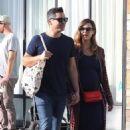 Jessica Alba and Cash Warren out shoppingin Venice Beach, CA