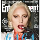 Lady Gaga - Entertainment Weekly Magazine Cover [United States] (4 September 2015)