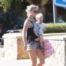 Elsa Pataky Out In Malibu