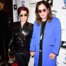 "Sharon Osbourne, Ozzy Osbourne attend an VIP Opening Reception For ""Dis-Ease"" An Evening Of Fine Art With Billy Morrison at Mouche Gallery on September 2, 2015 in Beverly Hills, California."
