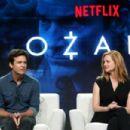 Laura Linney – Netflix 'Ozark' TV Show Panel at 2018 TCA Summer Press Tour in LA - 454 x 303