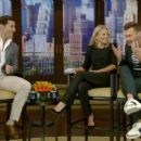 Live with Kelly and Ryan - Ryan Seacrest - 454 x 255