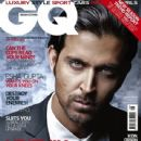Hrithik Roshan - GQ Magazine Pictorial [India] (September 2009) - 439 x 548