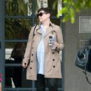 Ginnifer Goodwin is seen out and about while pregnant on March 3, 2016 - 422 x 600