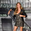 Gisele Bundchen – Rosa Cha Summer Collection Lauch Event in Sao Paulo - 454 x 686
