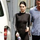 Kendall Jenner Poses at a Photoshoot in London
